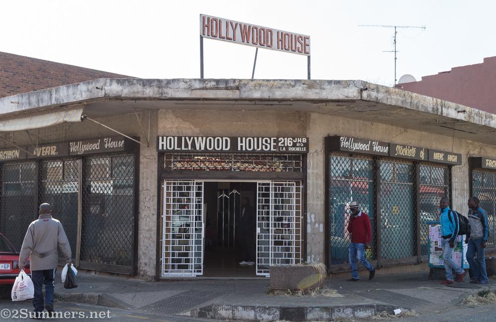Hollywood House