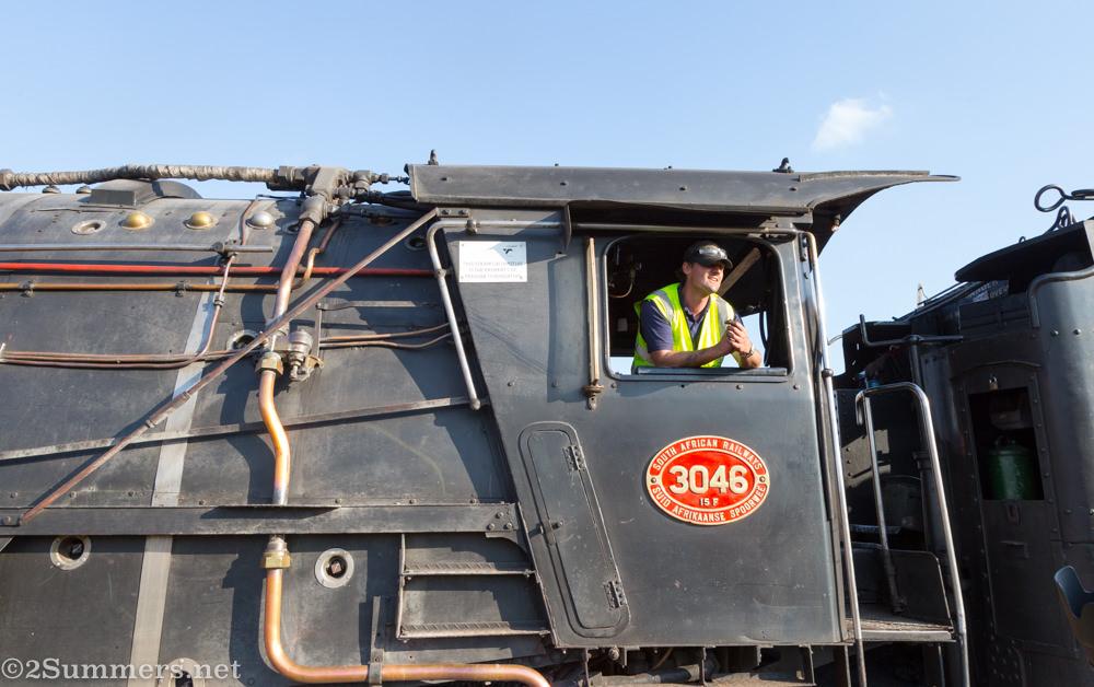 Reefsteamers steam locomotive #3046