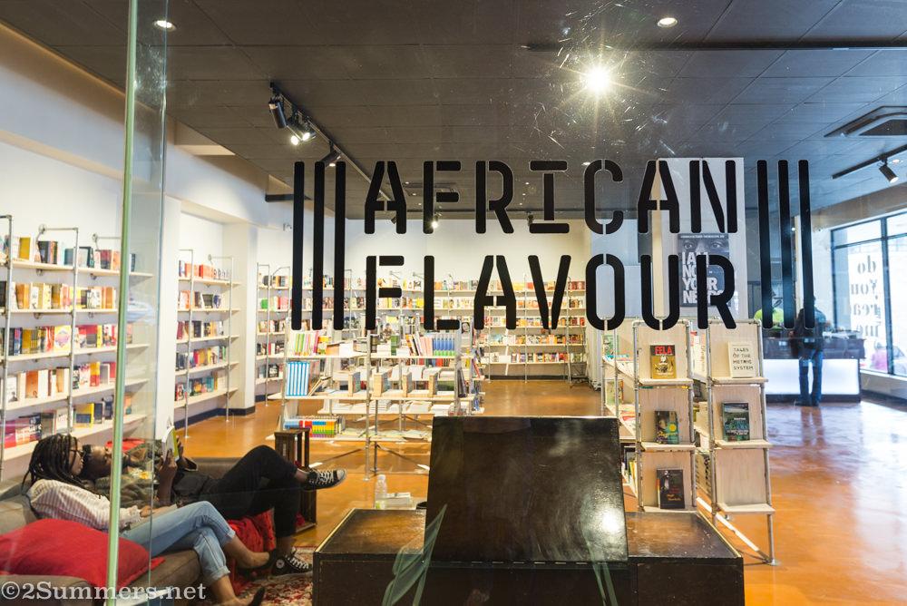 African Flavour Books in Braamfontein