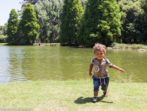 Eli in Rhodes Park