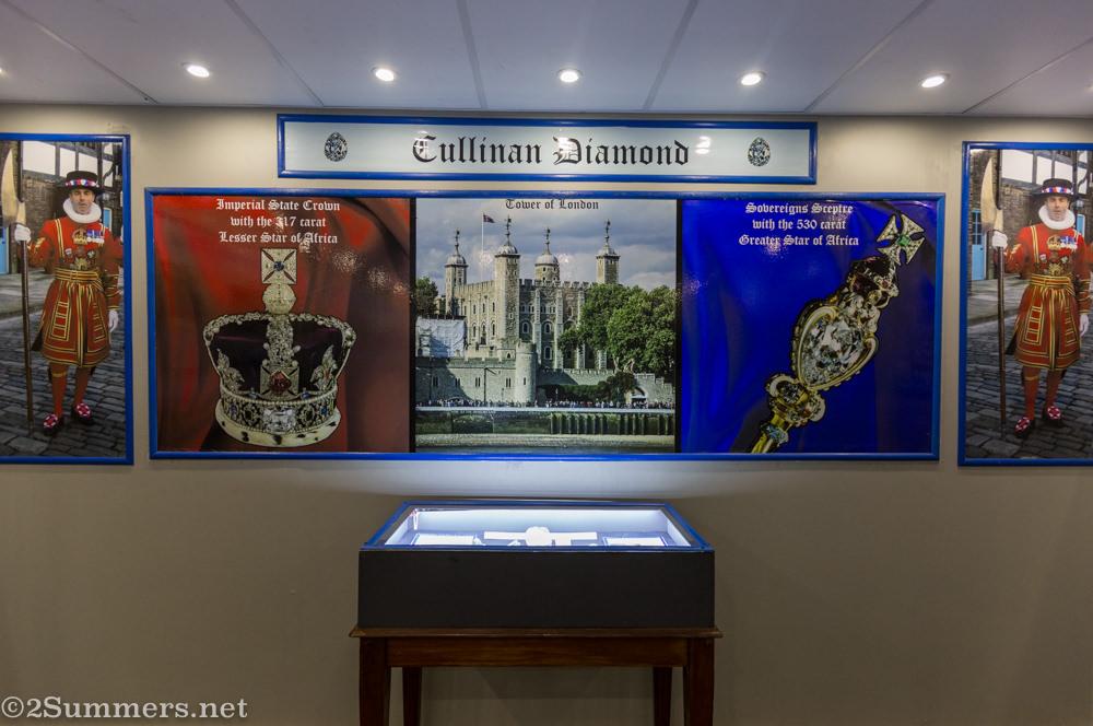 Cullinan History Room