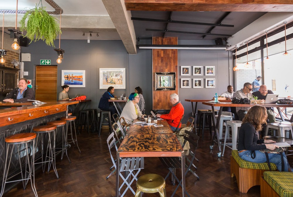 #Gauteng52, Week 48: The Richmond Studio Café