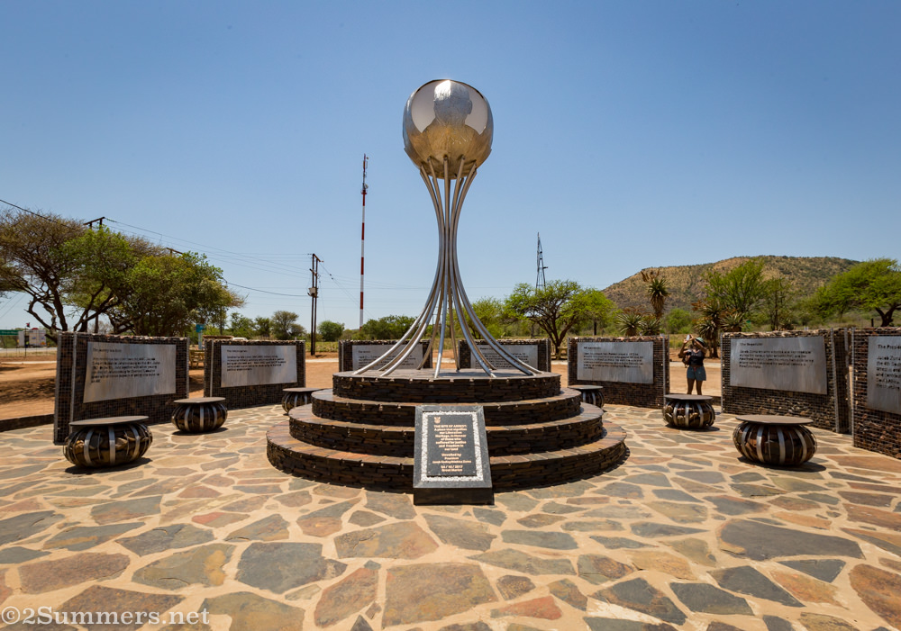 Jacob Zuma arrest memorial