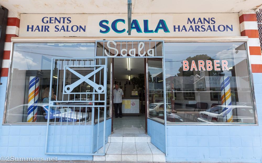 Scala Barber