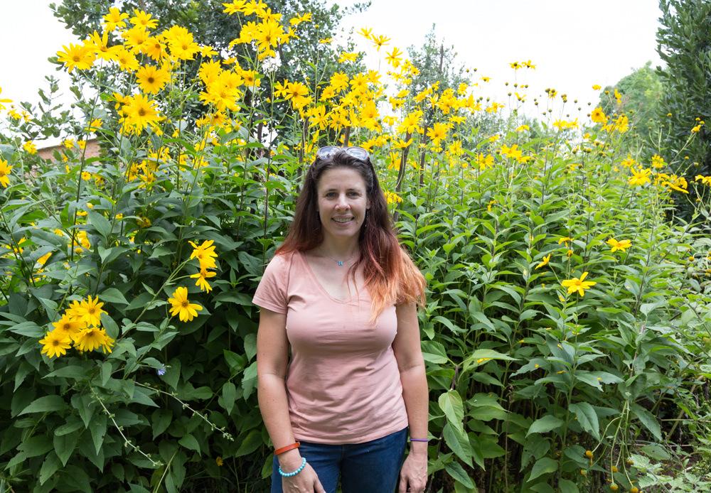 Heather at Brightside Farm