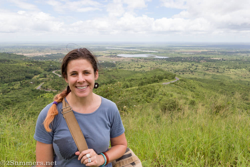 Heather in Malawi