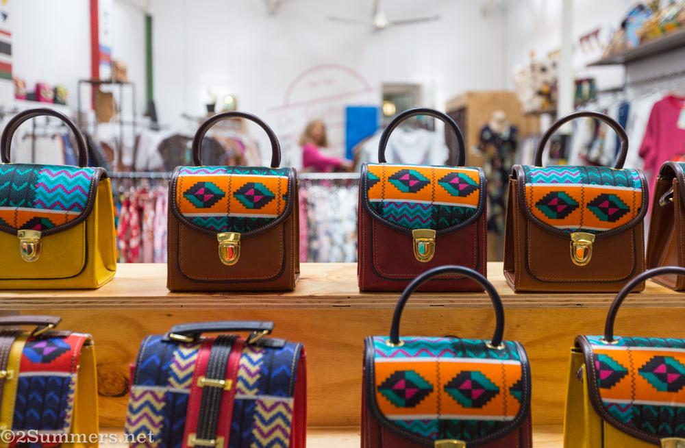 Handbags from Dr. Pachanga