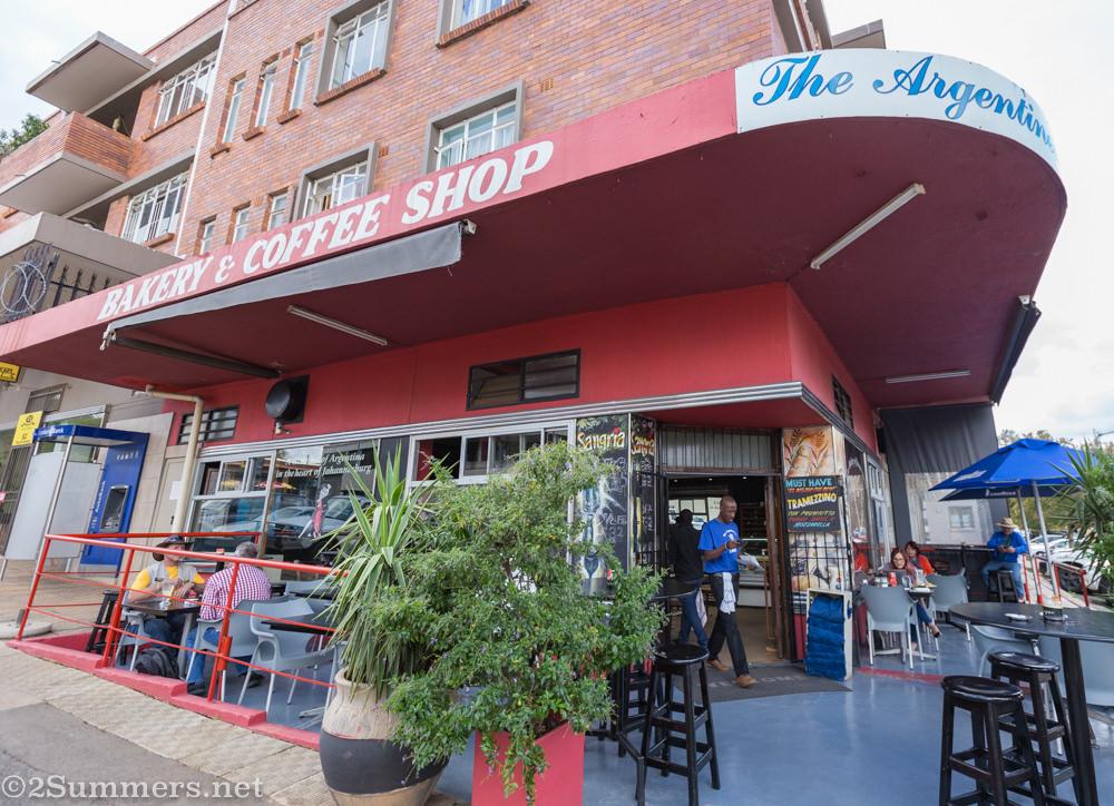 Argentinean restaurant in Linden