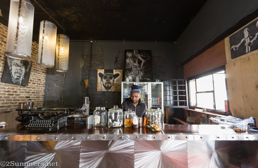 Tarantino's: Joburg's Most Secret Coffeeshop