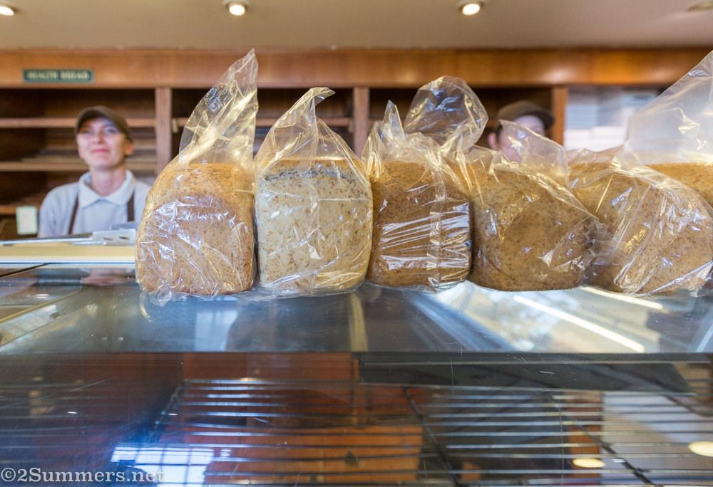 Bread from Croydon Bakery