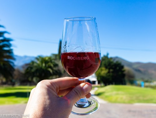 Rooiberg wine from Robertson Wine Valley