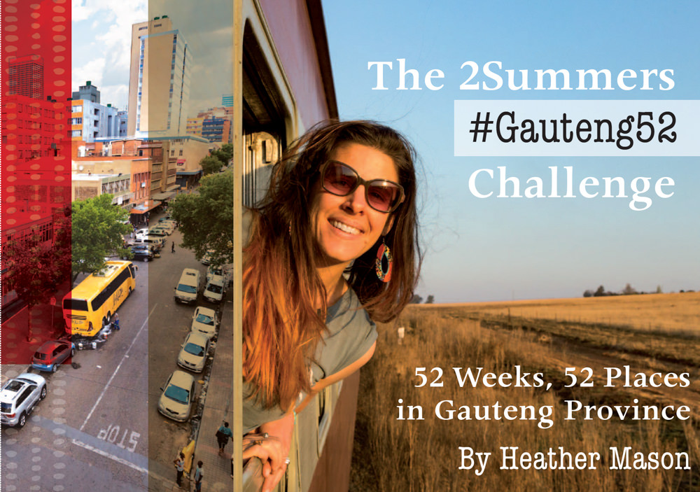 Heather #Gauteng52 book cover