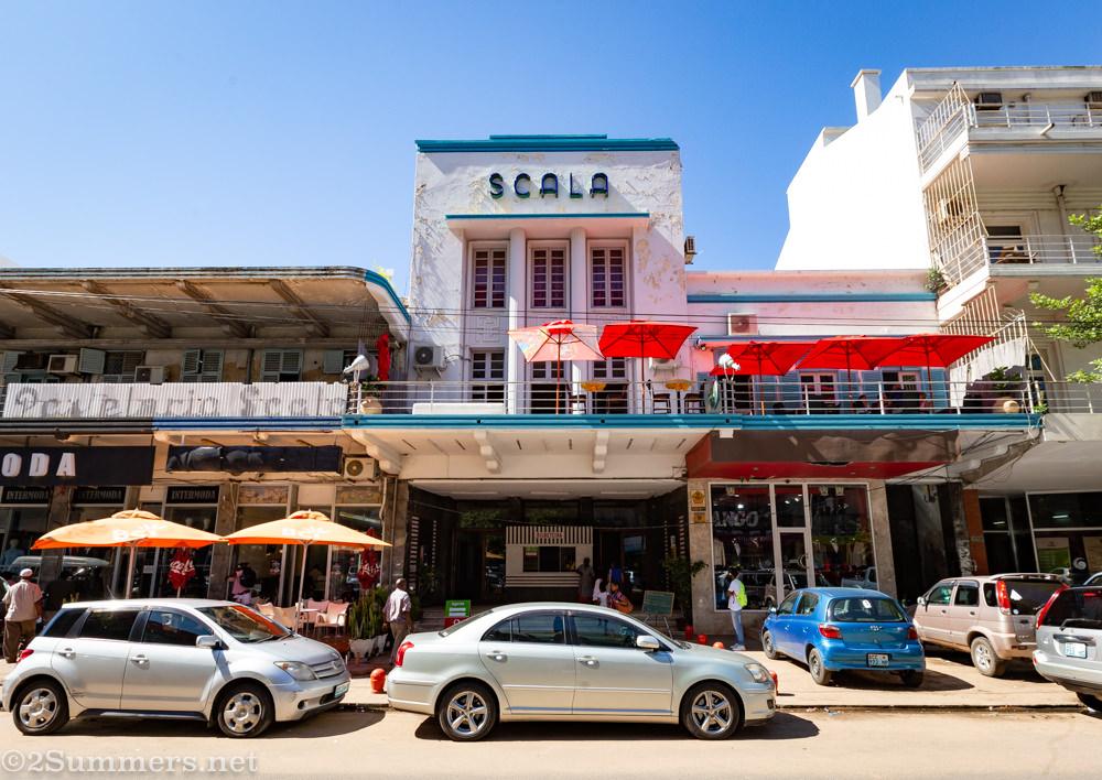 Scala Cinema in Maputo