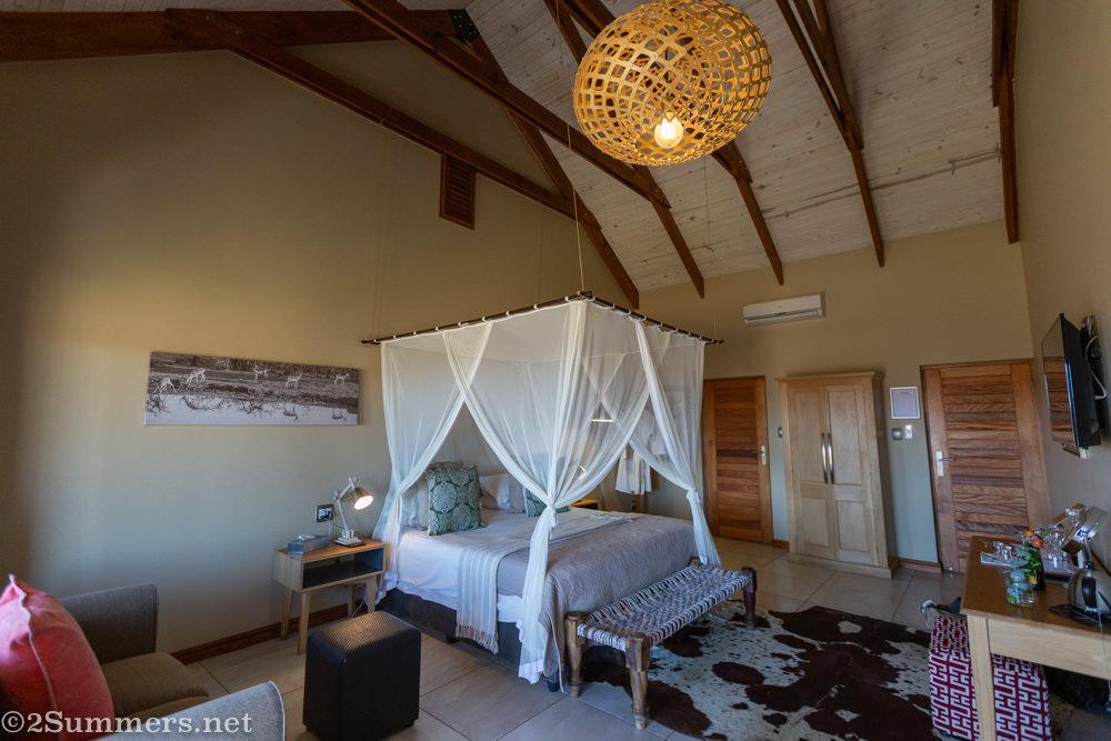 Suite at De Zeekoe Guest Farm