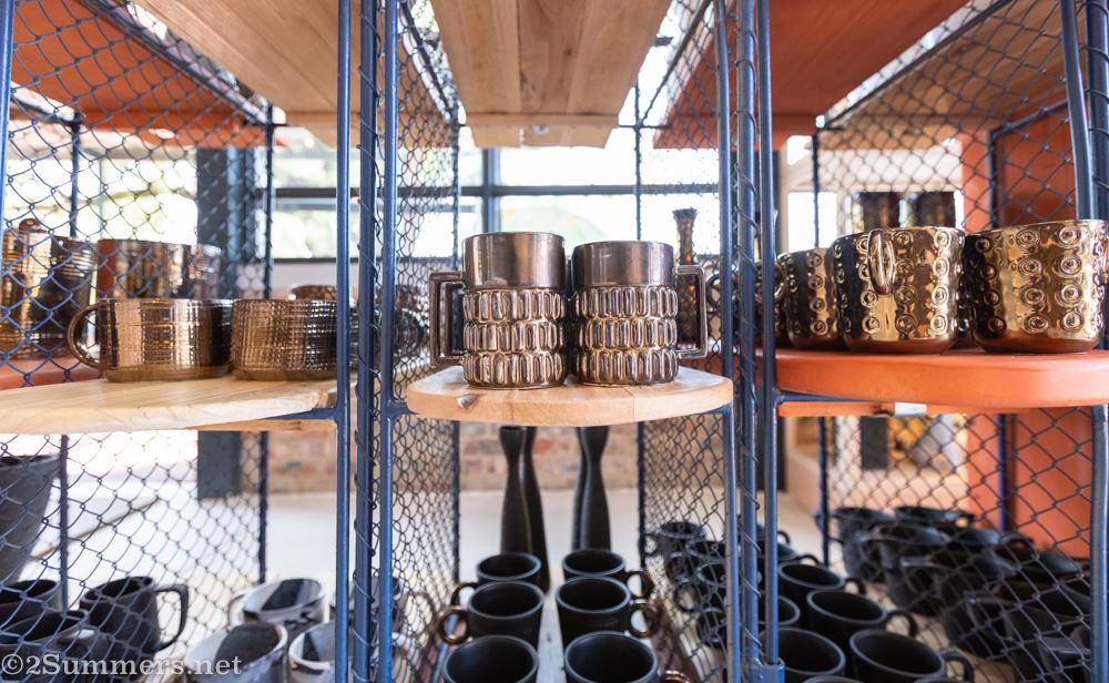 Cups at Rialheim