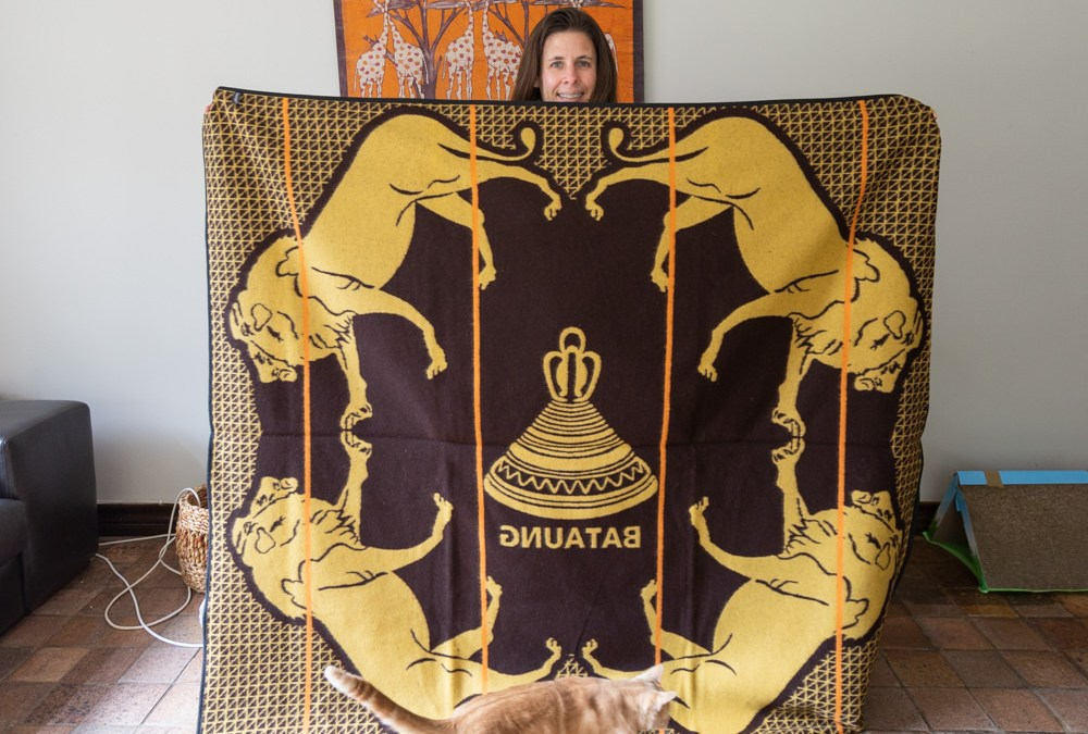 A Basotho Blanket (Lockdown Day 83)