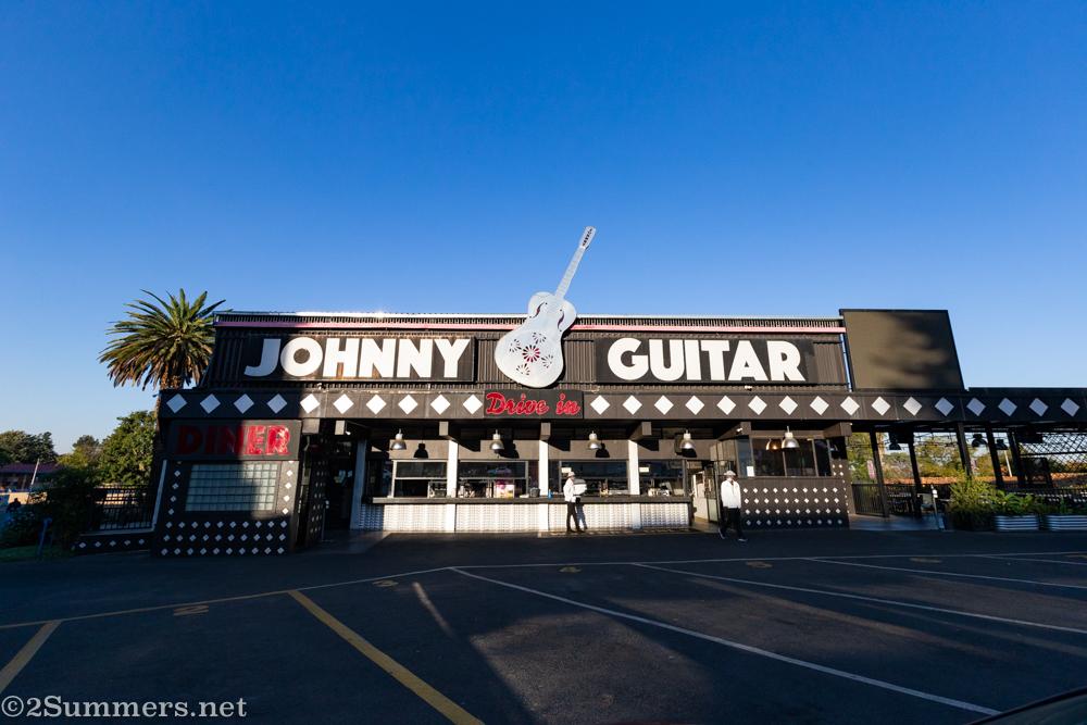 Johnny Guitar Drive-in in Alberton