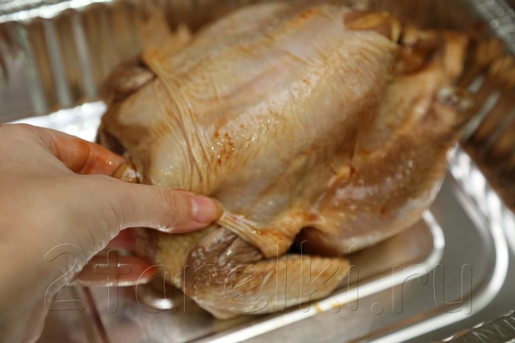 पेकिंग 2 में चिकन