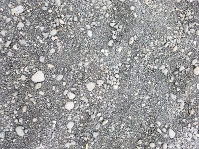 A little bit of why the black sand beach is called the black sand beach