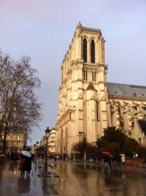 Notre Dame de Paris, Paris 2013