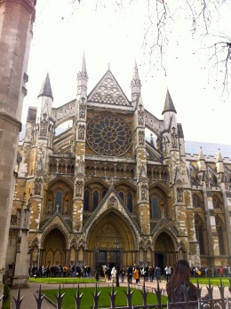 Westminster Abbey - London, UK, 2013