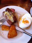 Fogg's Breakfast - @Fogg's, Camden Lock - London, UK, 2013