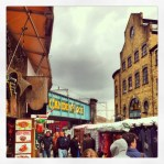 Instagram Camden Lock Market - London, UK, 2013