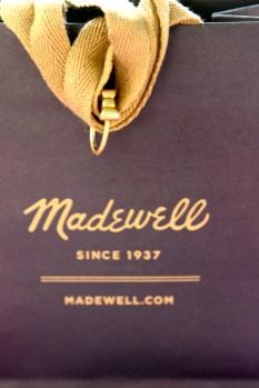 "Le cadeau de la frangine - Bague ""noeud"" Madewell!!! <3"