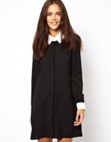 La robe-chemise intemporelle! Robe Glamourous sur ASOS
