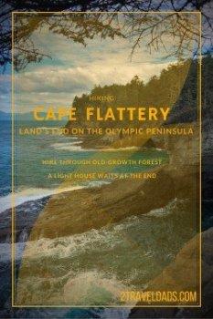 Cape Flattery pin 2