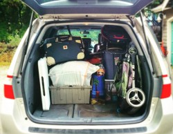 Loaded Minivan 1
