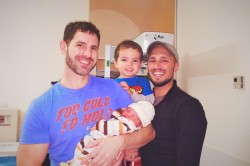 Taylor Family Baby Birth 2