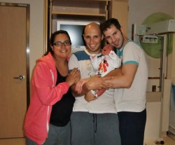 Taylor Family with Surrogate 1