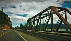 Train Tressle Hwy 14 Columbia Gorge 2