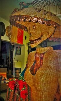 Woven Katrina Cabo Dia de los Muertos