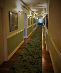 Casa Marina Hotel Jax Beach Hallway 1