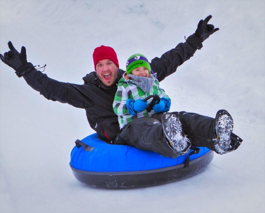 Tube Rides Wagars Winterlude Ottawa