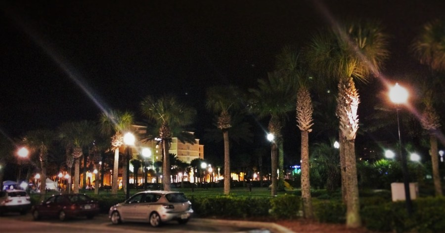 Park at Zeta Brewing Jacksonville Beach 1