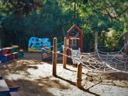 Playground at St Augustine Alligator Farm 1
