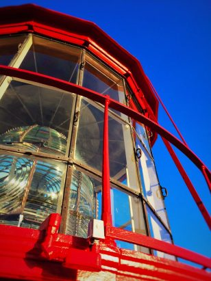 Lantern of St Augustine Lighthouse 2