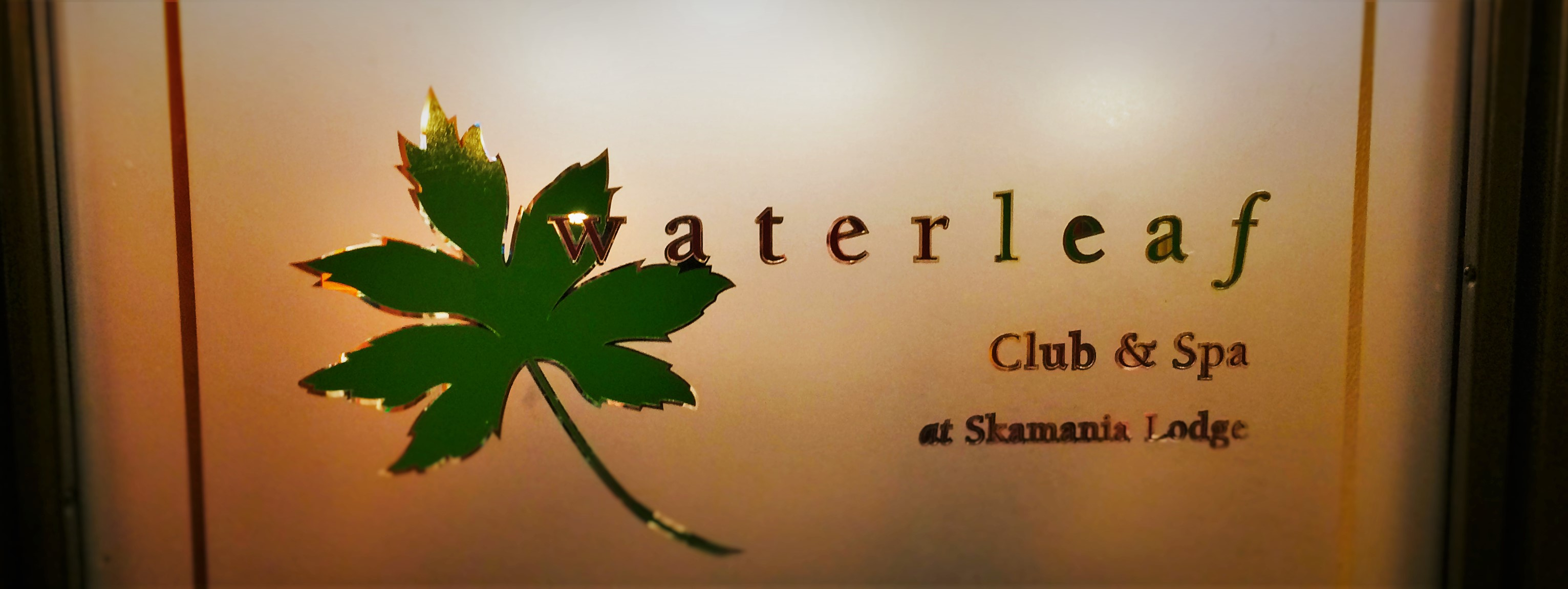Waterleaf Spa at Skamania Lodge 2