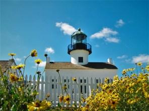Old Point Loma Lighthouse San Diego Cabrillo 2traveldads.com