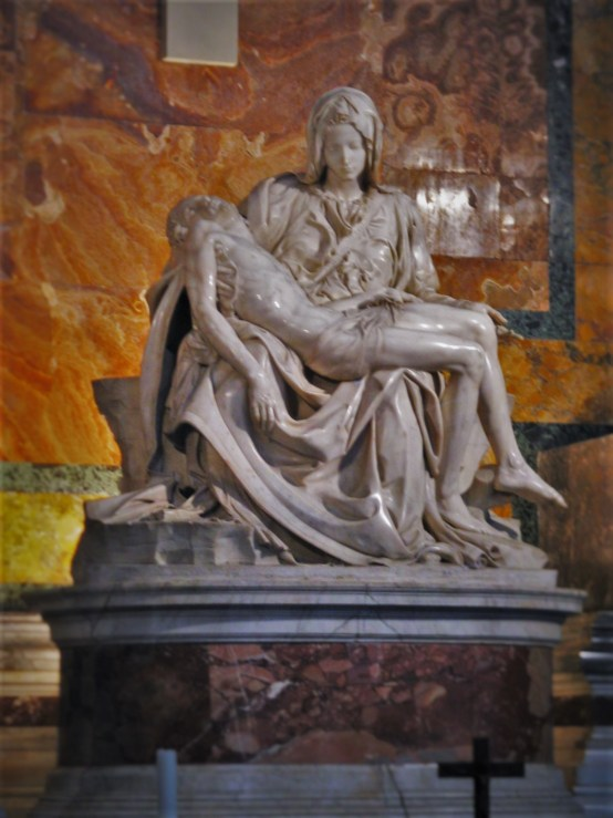 Michelangelos Pieta from Lisa Truemper Scott 1