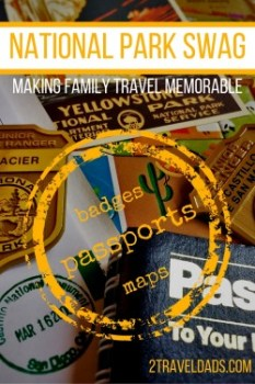 National Parks are incredible, but they also offer several ways to create and bring home memories. See what cool stuff the NPS has in place to make a trip memorable 2traveldads.com