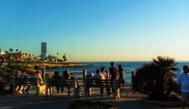 Sunset at La Jolla Cove San Diego 1