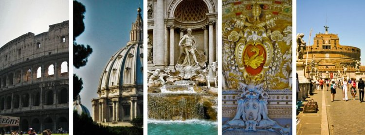 Things to see in Rome header