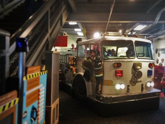 Fire Station No 1 at Childrens Museum of Denver 1