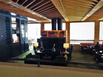Fireside Lounge at Inverness Hotel Denver Colorado 1