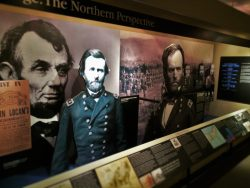 History displays at Kennesaw Mountain National Battlefield 1