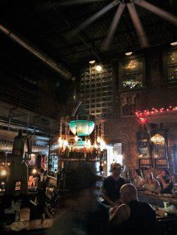 Kistbacks Gastropub in at Jacksonville Beach Florida 1